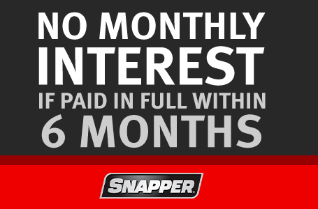 No Monthly Interest If Paid In Full Within 6 Month