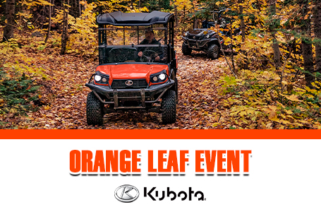 Orange Leaf Event