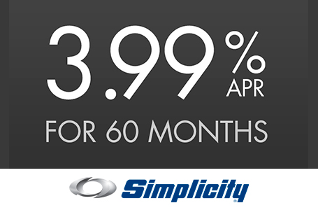 3.99% For 60 Months
