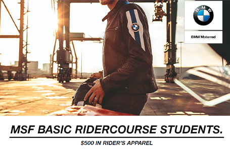 MSF BASIC RIDERCOURSE STUDENTS.
