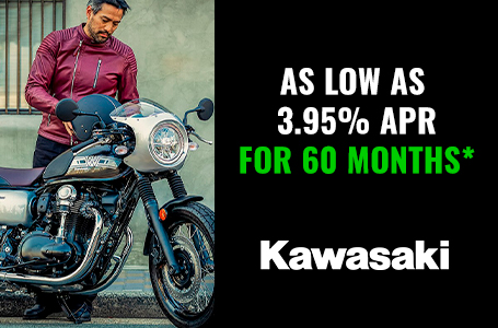 AS LOW AS 3.95% APR FOR 60 MONTHS*