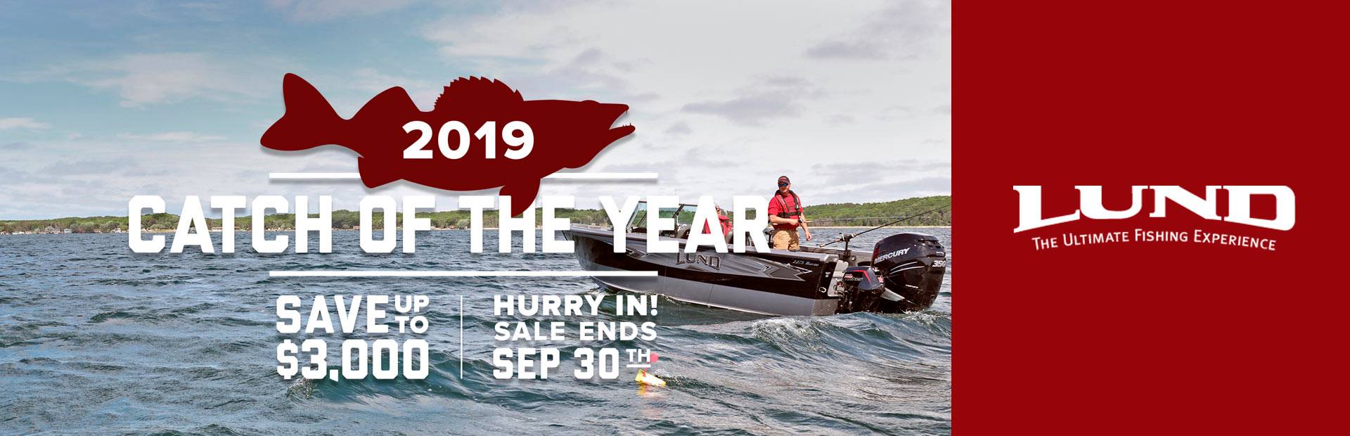 Lund: 2019 Catch Of The Year
