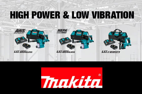 High Power & Low Vibration