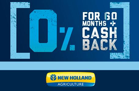 0% for 60 PLUS Cash Back