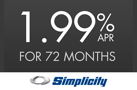 1.99% APR For 72 Months