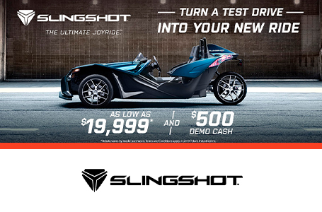 Turn A Test Drive Into Your New Ride