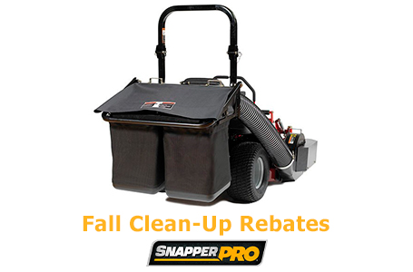 Fall Clean-Up Rebates