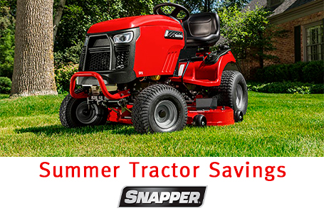 Summer Tractor Savings