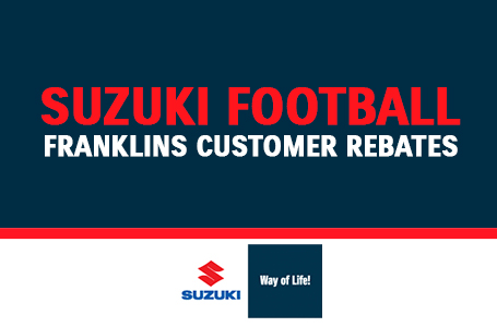 Football Franklins Customer Rebates
