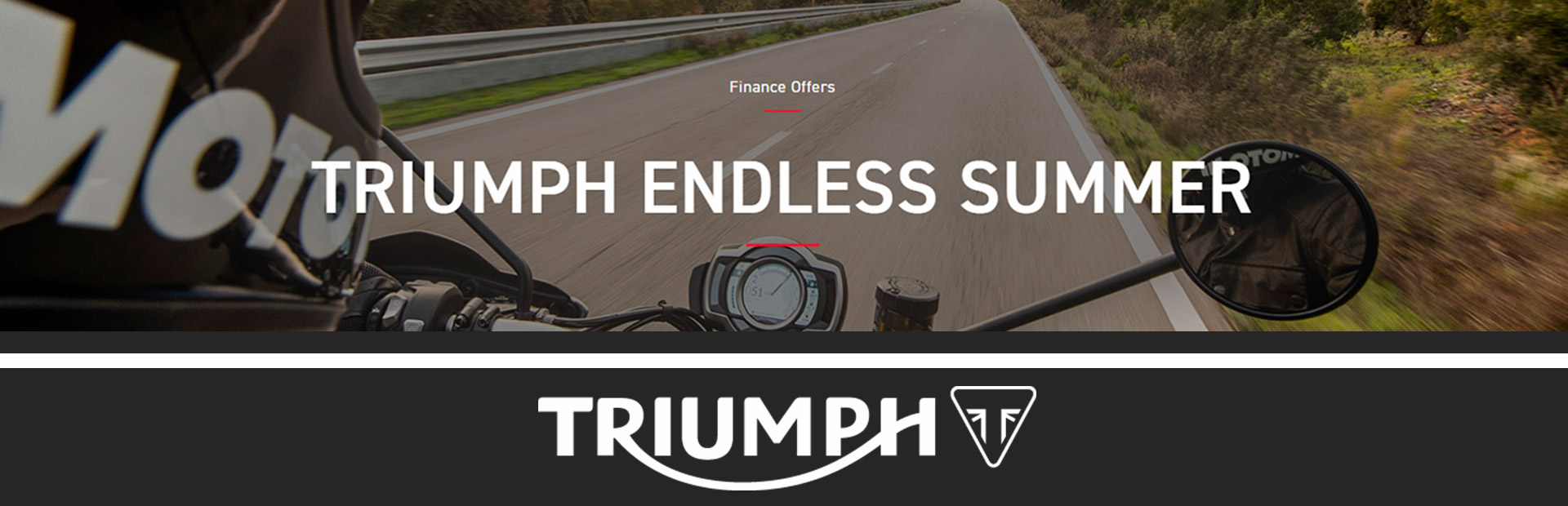 Triumph: TRIUMPH ENDLESS SUMMER