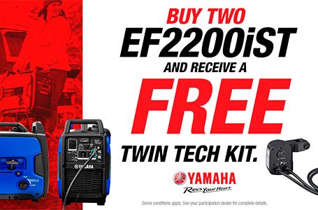 TWIN TECH 2200