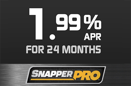 Mow Now, Pay Later, 1.99% for 24 Months