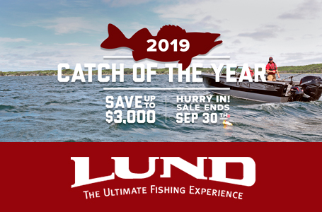2019 Catch Of The Year