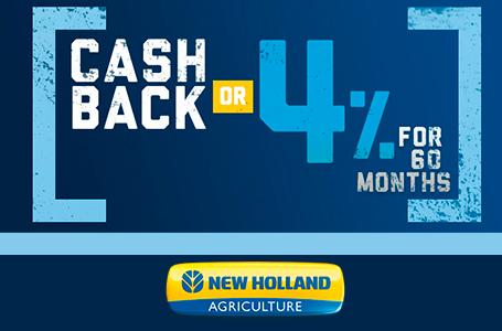 Cash Back OR 4% for 60