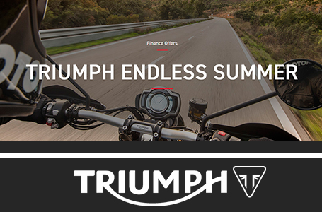 TRIUMPH ENDLESS SUMMER
