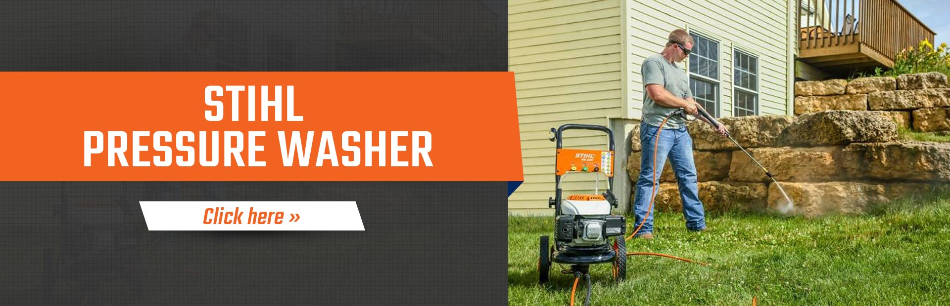 Stihl Pressure Washer: Click here now!